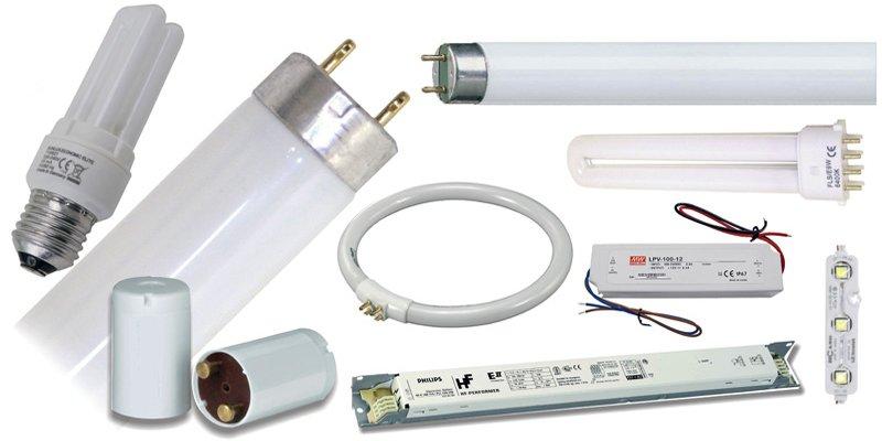 Ausleuchtung, Licht, LED, Leuchtstoffröhren