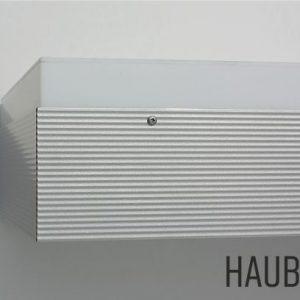 Haube, Profil 8, Leuchtkasten