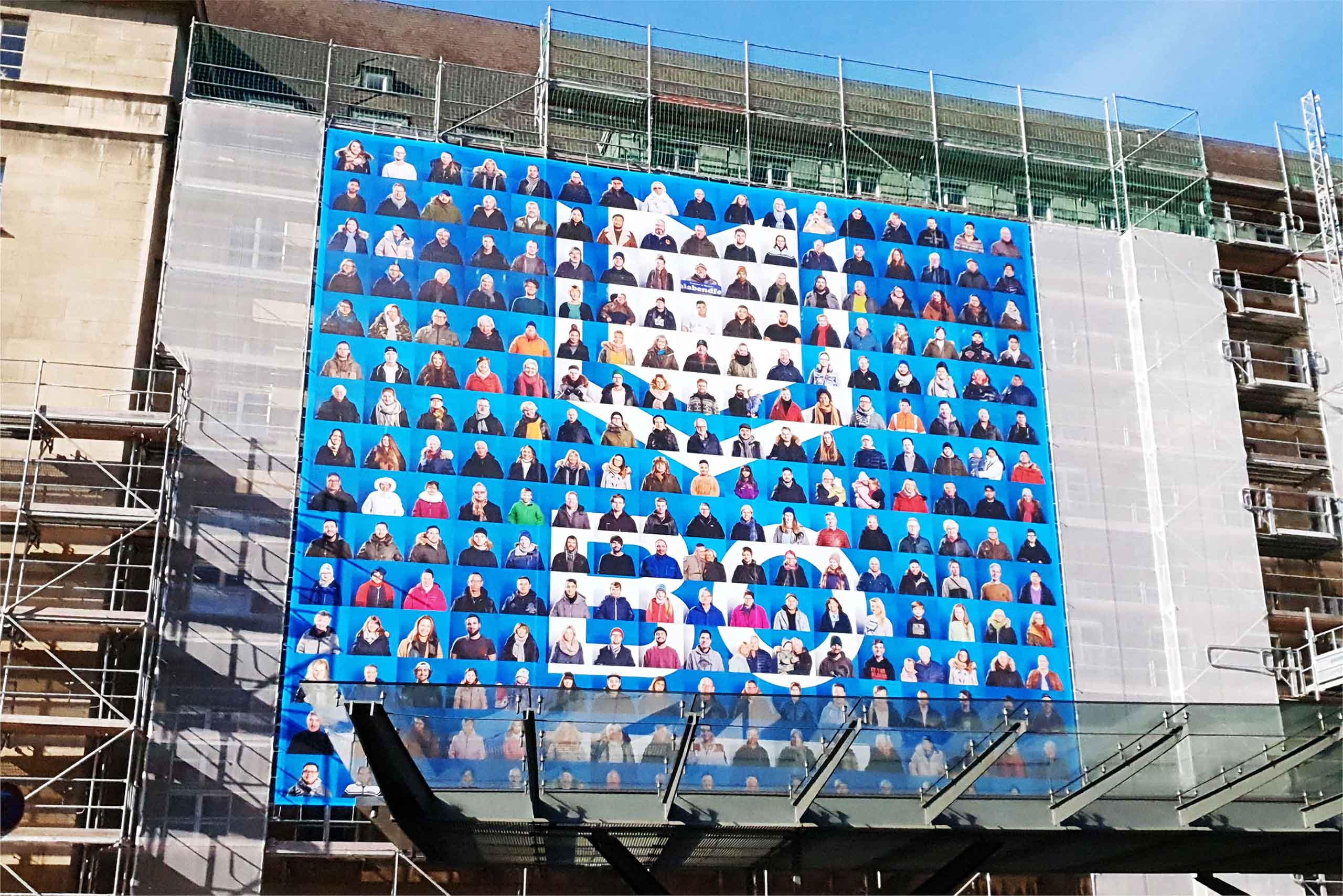 Stadt-Bochum Banner Rathaus