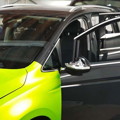 VW Touran Teckwrap Fullwrap