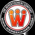 Logo Werbekaiser, Werbetechnik, Lichtwerbung, HwK Dortmund, Bochum