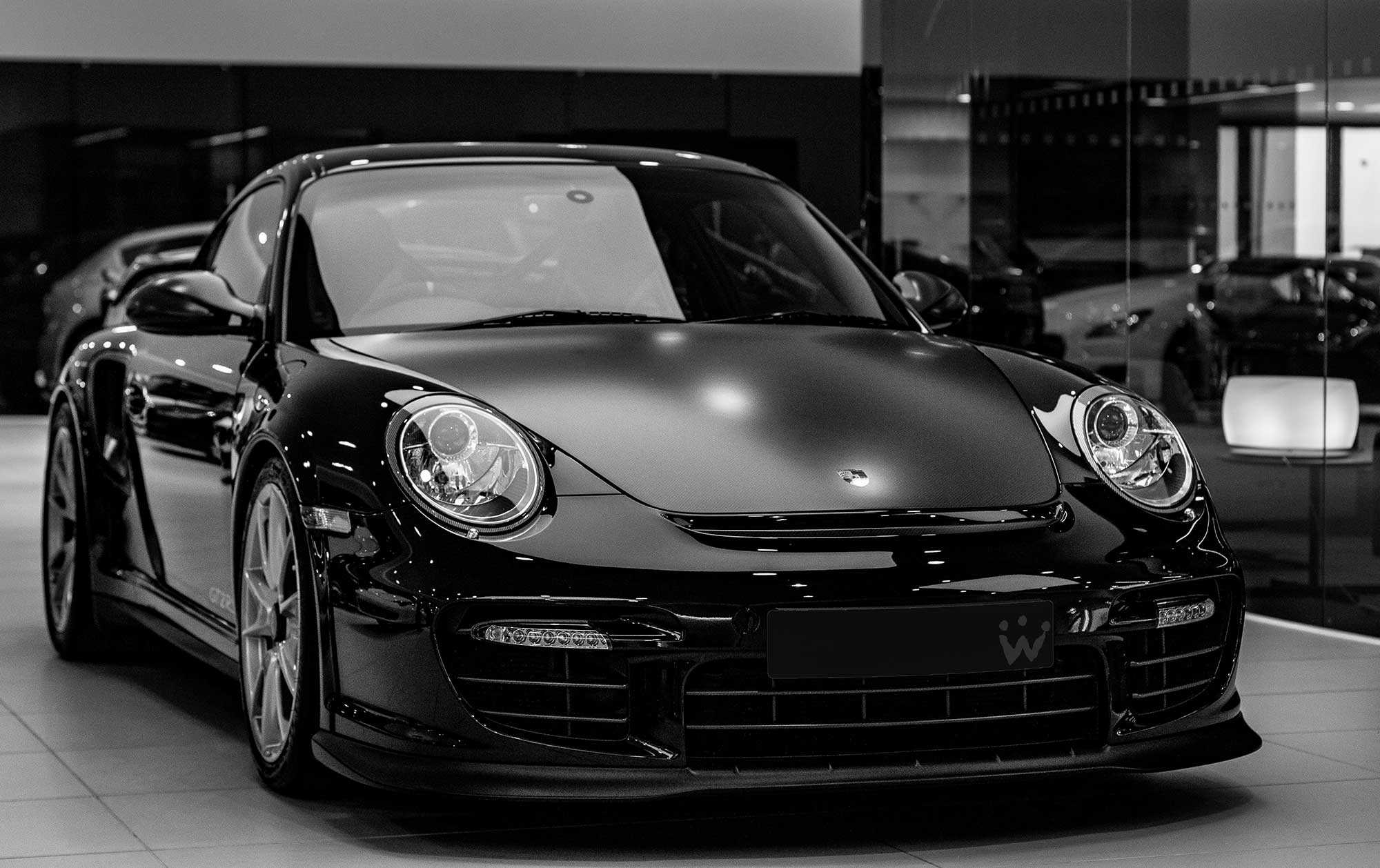 Porsche 911, GT2 RS, Car Wrapping, Werbekaiser
