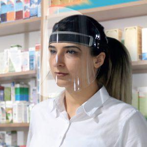 Hygieneschutzmaske, Mundschutz, Gesichtschutz, Corona Prävention