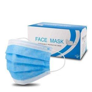 Mundschutz, Spuckschutzmaske, Tröfpchenschutz, Mundmaske