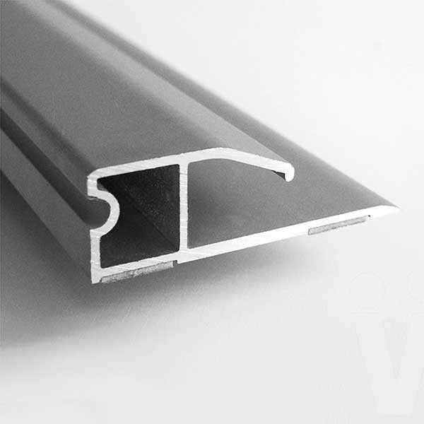 Quick Note Aluminiumprofil eloxiert