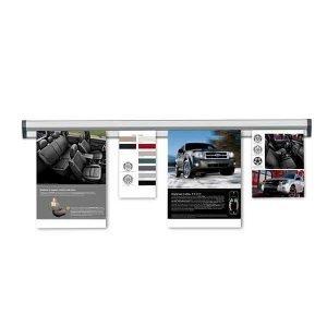 Quick Note, Autohandel, Autohaus Notizhalter, Klemmbrett by Werbekaiser