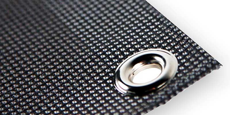 Mesh-Banner-PVC, Konfektioniert by Werbekaiser™